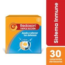 Triple Acción Efervescente 30 Comprimidos