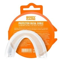 Protector Bucal Doble Body Care Bc2006A 1un