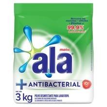 Jabón En Polvo Antibacterial 3 Kg