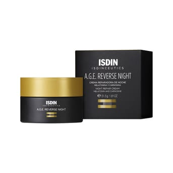 Isdinceutics Age Reverse Night Crema Reparadora 50gr