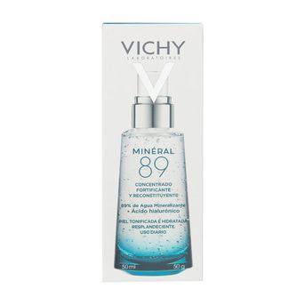 Combo Kit Vichy Mineral 89 50ml + Mineral 89 Contorno Ojos 15ml