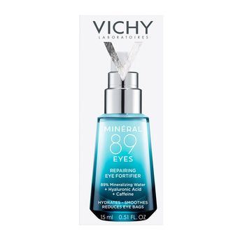 Combo Kit Vichy Mineral 89 30ml + Mineral 89 Contorno Ojos 15ml