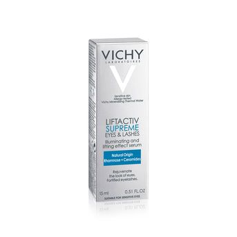 Serum Antiedad Vichy Liftactiv Serum 10 Ojos y Pestañas 15ml