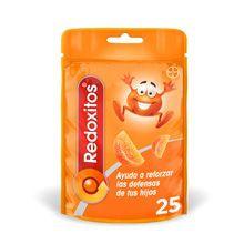 Redoxitos Suplemento Dietario Vitamina C Sabor Naranja Bayer 25un