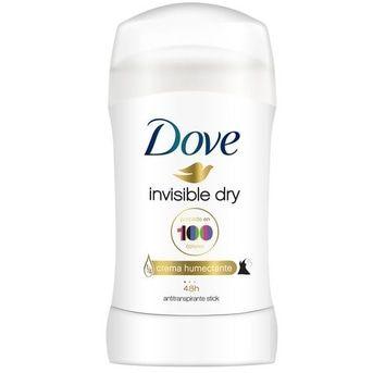 Desodorante En Barra Dove Invisible Dry 50g
