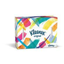 Pañuelos Descartables Kleenex Caja x 75un