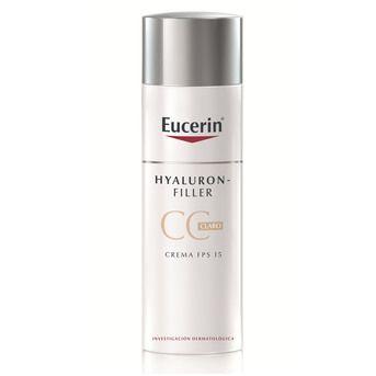 Crema Eucerin Hyaluron-Filler CCc Cream Tono Light 50ml