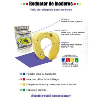 Reductor Inodoro Baby Innovation Plegable