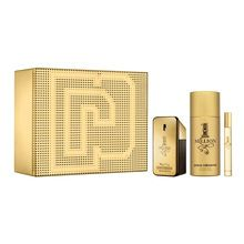 Cofre Perfume Paco Rabanne One Million EDT 50ml + Deo 150ml + Mini