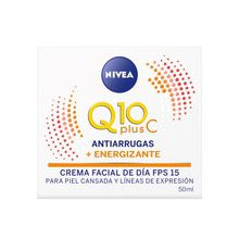 Crema Facial Q10 Plus C Dia Fps15 Anti-Age Energ 50ml