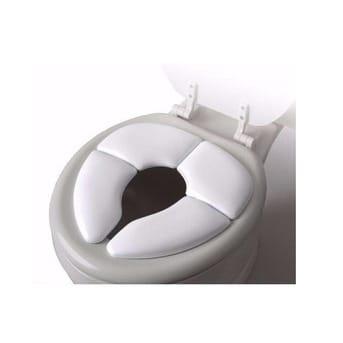 Reductor Inodoro Baby Innovation Plegable Soft Acolchonado