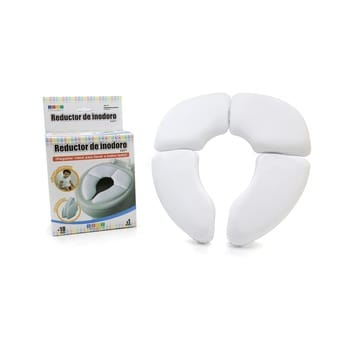 Reductor Inodoro Plegable Soft Acolchonado