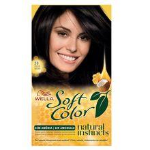 Tintura Soft Color Coloración Natural Semi-Permanente