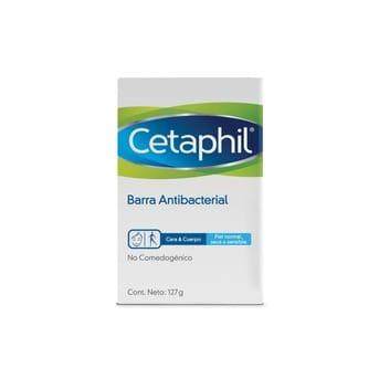 Barra Antibacterial Cetaphil 127g