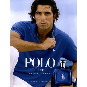 POLO BLUE MEN EDP x125ml(+SG100+DEO)
