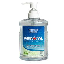 Alcohol en Gel Incoloro con Aloe Vera 250ml