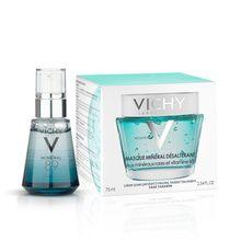 Combo Vichy Mineral 89 30ml + Máscara de Arcilla Purificante 75ml