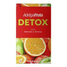 Té Sabor Naranja/Manzana Adelgafruta Detox 20 Saquitos