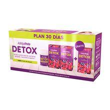 Plan 30 Días Adelgafruta Detox Frutos Del Bosque