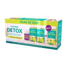 Plan 30 Días Adelgafruta Detox Lima, Limón, Jengibre y Menta