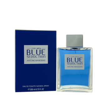 Antonio Banderas Blue Seduction Edt