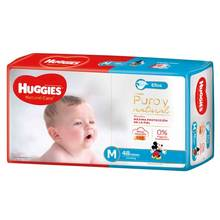 Huggies Natural Care Ellos Ultrapack