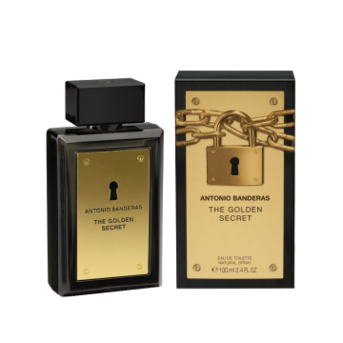 Antonio Banderas The Golden Secret Edt