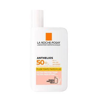 Anthelios Ultra Fluido Con Color 50+ 50ml La Roche Posay