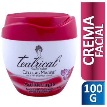 Crema Facial Antiarrugas 200gr