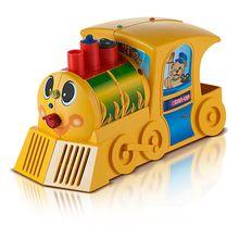 Nebulizador A Piston infantil San Up Chu Chu Train