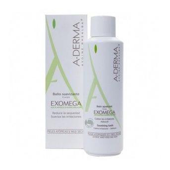 Aceite De Baño y Ducha Pieles Muy Secas A-Derma Exomega 200ml