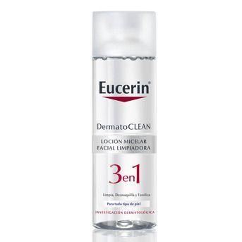 Dermatoclean Loción Micelar Limpiadora 3 en 1 - 200ml