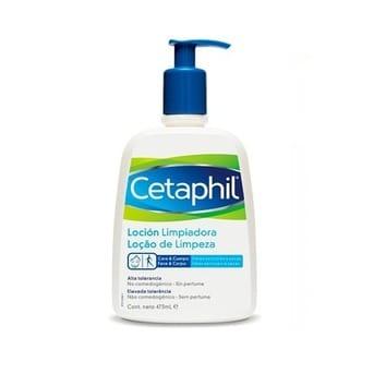 Loción Limpiadora Cetaphil para Piel Sensible 473ml