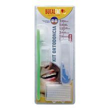Kit Ortodoncia Cepillo + Cera + Interdental
