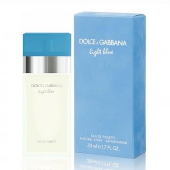 Dolce & Gabbana Light Blue Wom Edt