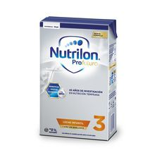 Leche Infaltil Nutrilon 3 Profutura (1 año en adelante) brick x 1l