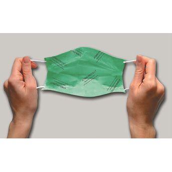 Barbijo Reutilizable Atom-Protect Con Sanitizante 1 un