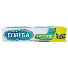 Crema para Prótesis Dentales Ultra Corega Sabor Menta 70g