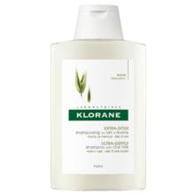 Shampoo Klorane a la Leche de Avena