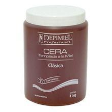DepimielCera Profesional Descartable ClásicaP/Espátula 1kg