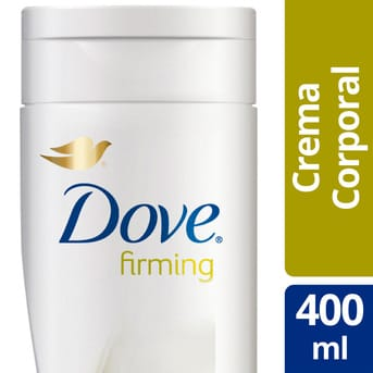 Crema Corporal Botella Dove Firming 400ml
