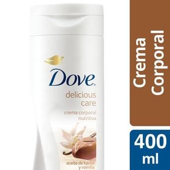 Crema Corporal Dove Karité 400ml