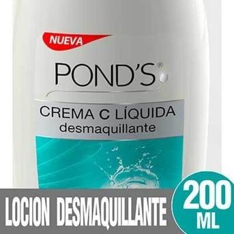 Crema Para El Rostro Desmaquillante 200ml