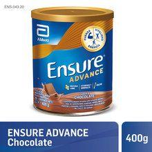 Multivitamínico en Polvo Ensure Advance Chocolate 400g