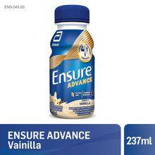 Ensure Shake Vainilla 237ml Pack 12un