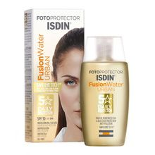 Solar Isdin Fotoprotector Fusion Water Urban Fps30 50ml