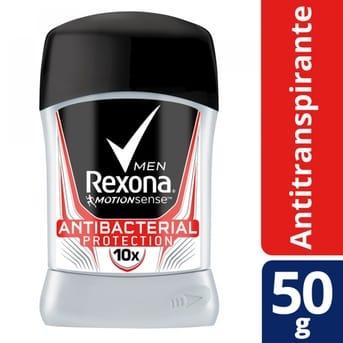 Desodorante Antitranspirante Rexona Antibacterial 50g