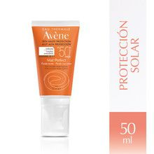Fluido Avene Mat Perfect Spf 50+ Color 50ml