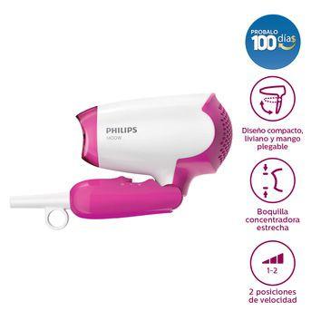 Secador De Pelo Philips Bhd003/00 Drycare Essential 1400w