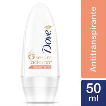 Desodorante Antitranspirante Dove Hipoalergénico 50ml